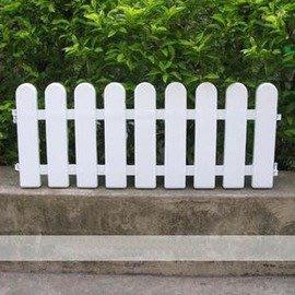 【KA520圍欄片】長50*高20cm 籬笆 可撘配【KA180圍欄片】塑膠製4片/套 -5101002