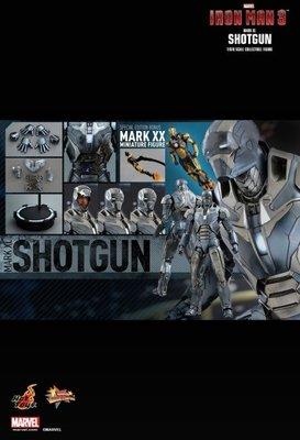 全新 Hot Toys 1/6 限定版 IronMan 鋼鐵人 獵槍 馬克40 Mark MK