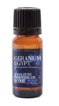 英國ND Geranium Egypt埃及天竺葵精油 10ml 單方 原裝 薰香 水氧機 按摩 乳液 保養品 DIY