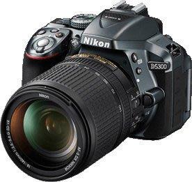【缺貨】Nikon D5300 + 18-140mm DX VR 鏡頭組 • 數位 單眼相機  送備用電池