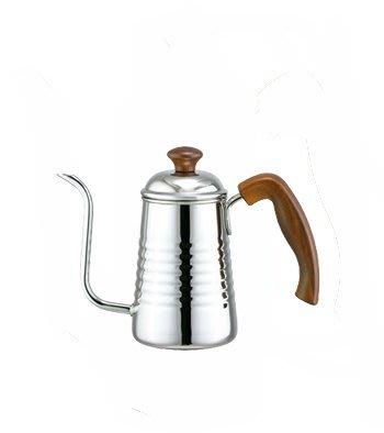 ~* 品味人生 *~ 寶馬牌 細口壺 手沖壼 500cc 樂浪不鏽鋼細口壼 咖啡壼 JA-S-077-046