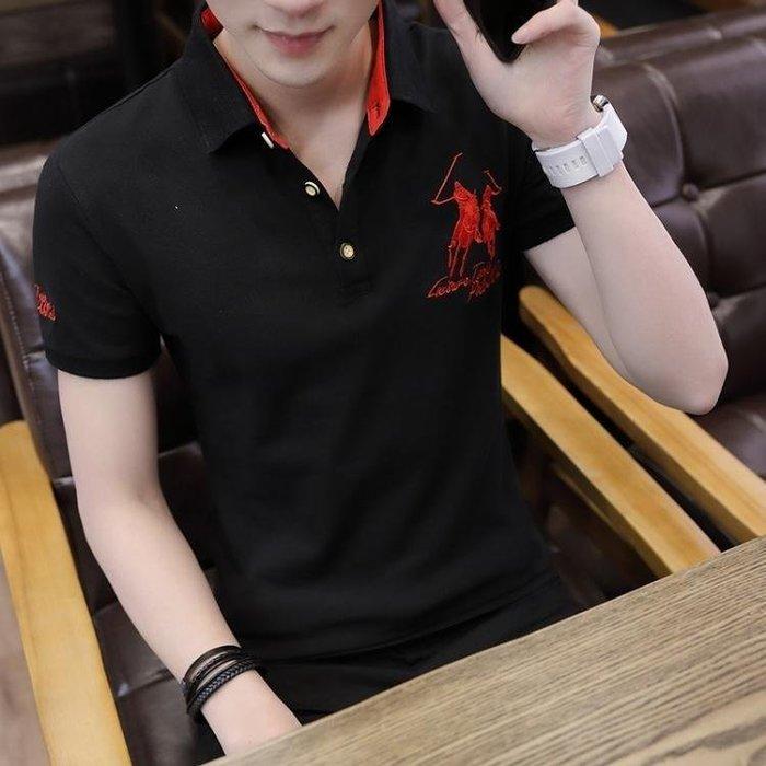BELOCO POLO衫—夏季新款男士短袖T恤有領POLO衫青年BE655
