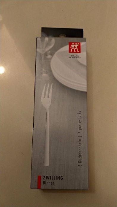 便宜賣~雙人牌用餐叉子  水果叉