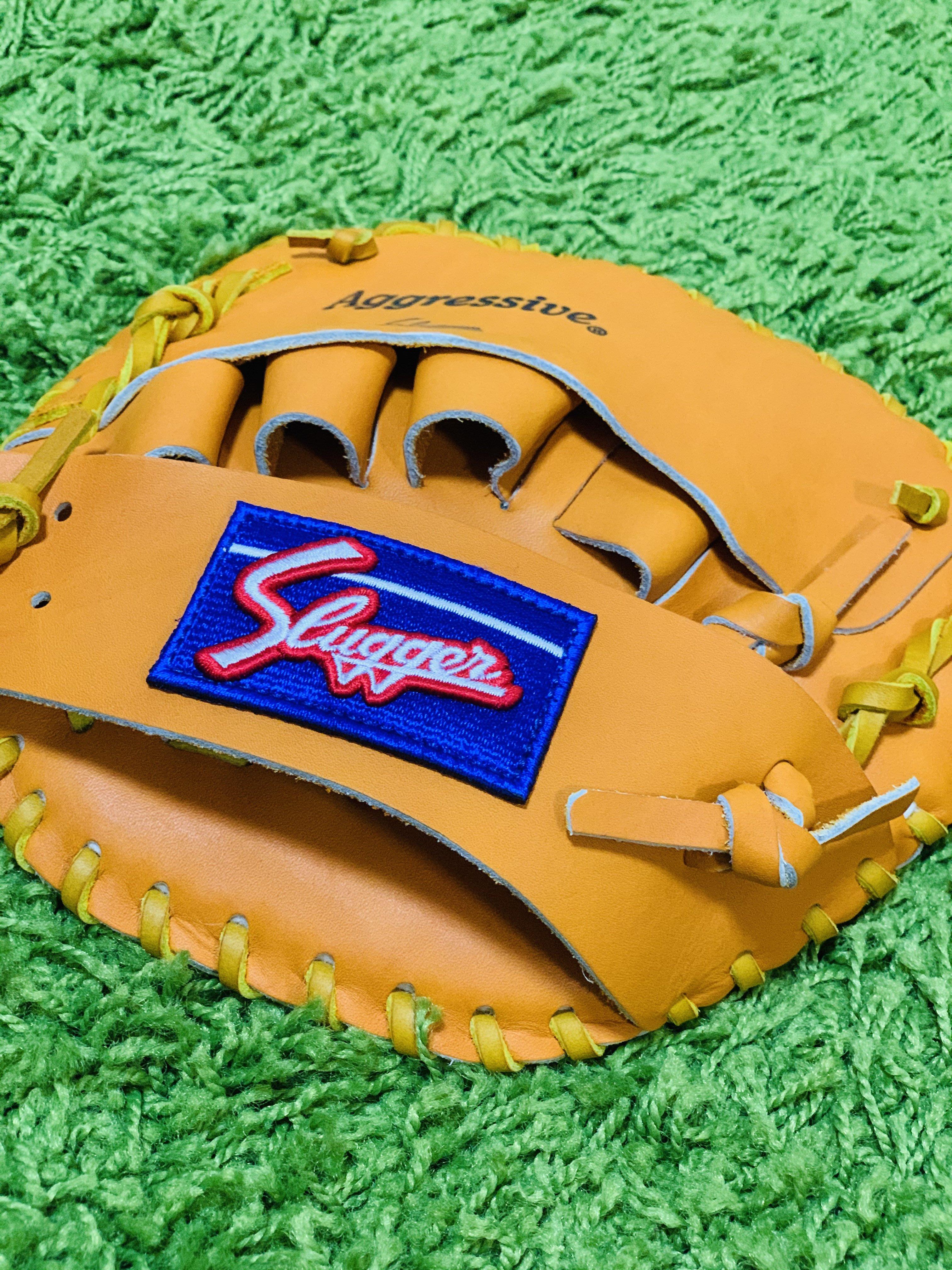 貳拾肆棒球-日本直送Kubota Slugger內野練習用平板手套
