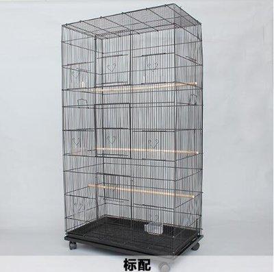 超大鐵藝鳥籠 大型籠子 鐵藝鳥籠 鴿子籠子 繁殖籠A03 XW