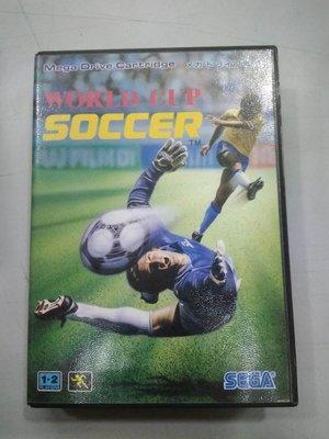 sega mega drive cartridge world cup soccer