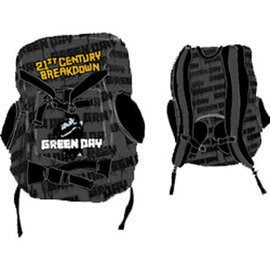 #GREEN DAY / BREAKDOWN BACKPACK 雙肩背包 5折