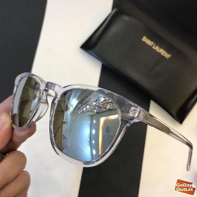 【GoDay+刷卡】YSL yves saint laurent 時尚商品 男款太陽眼鏡 顏色1 歐洲限量代購