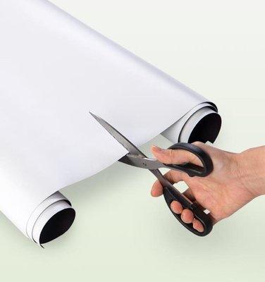 白板墻貼黑板磁性軟白板磁鐵可移除寫字板貼紙投影可擦寫家用掛式教學會議培訓辦公兒童畫板小墻面涂鴉墻貼AMXP