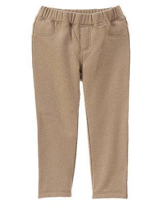 美國童裝GYMBOREE正品Pull-On Sparkle Pants閃亮長褲18~24m......售350元