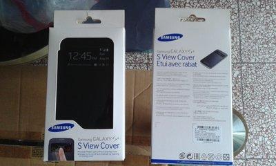 Samsung GALAXY S4 S View Cover 三星 MADE IN KOREA 智慧保護皮套