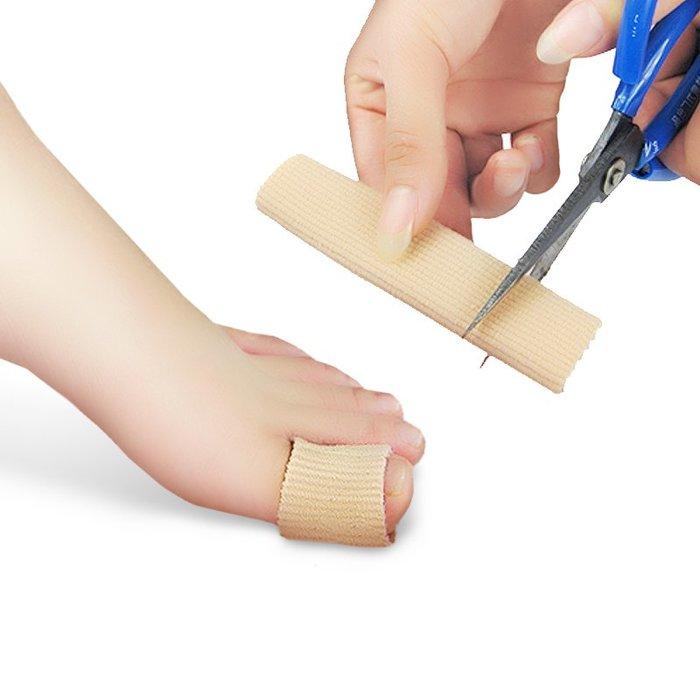 洛克小店M-41拇外翻腳趾套 硅膠護趾套腳指防摩擦腳繭腳拇趾套日用