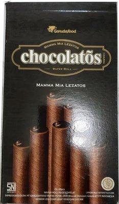 現貨 Gery捲心酥 黑巧克力味 320g 奶素 印尼 網路熱賣 (另有 榛果巧克力味)