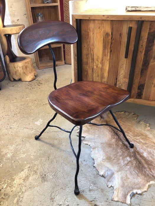 雨木餐椅 (L54 W46 H79.5 cm)
