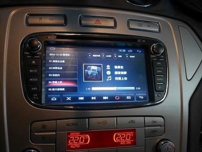 【出清品】2008~2012 FORD MONDEO 智慧型【專車專用】安卓車機