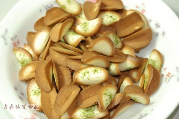 【吉嘉食品】味良野-海苔煎餅(奶蛋素).600公克[#600]{3191-5}