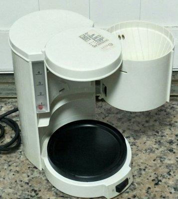 德國百靈 BRAUN 美式咖啡機 KF12...如圖實拍....無玻璃壺便宜賣(1)