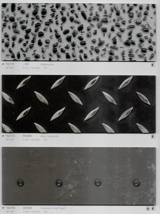創意超凡37系列~超耐磨長條木紋塑膠地板每坪2500元起~時尚塑膠地板賴桑