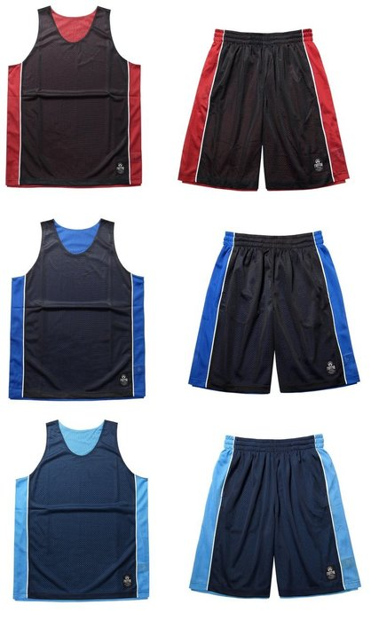 超低特價390元~台灣製造 FIRESTAR 高透氣雙層網布籃球衣褲 B3702 B3707 任選2件免運費!