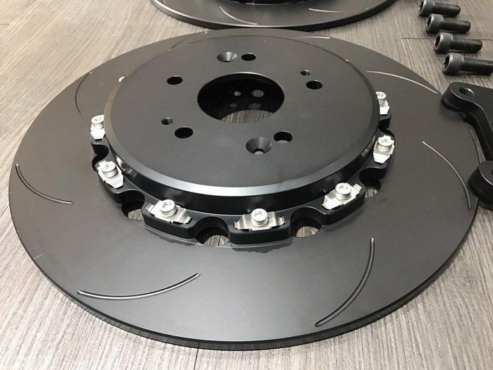 ☆光速改裝精品☆本田 HR-V  雙片式後加大碟 2片式 半浮動 350mm