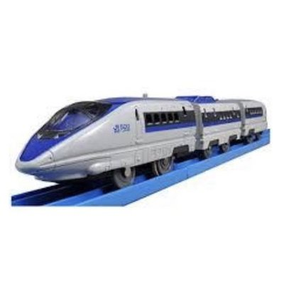 JR S-02 500系新幹線(附燈) (PLARAIL鐵道王國) 12575
