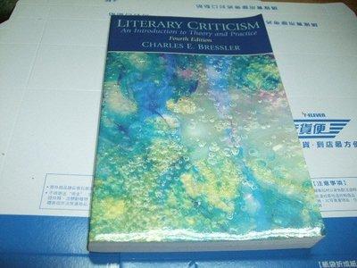 老殘二手書 LITERARY CRITICISM 0131534483