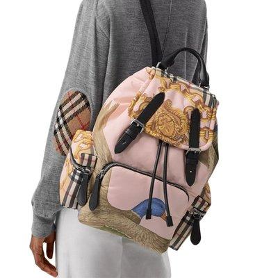 【Mark美鋪】BURBERRY 4079943 中號 後背包