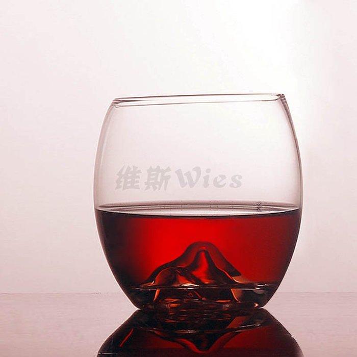 聚吉小屋 #無鉛玻璃白蘭地杯洋酒杯干邑杯 馬爹利杯 凹底杯威士忌杯雞尾酒杯