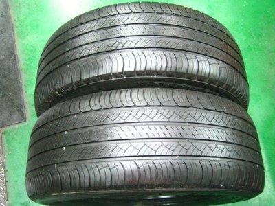 中古米其林輪胎   LATITUDE TOUR HP 255/55/19 ***沒補過.義大利 匈牙利製***