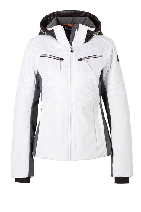 【荳荳物語】芬蘭品牌 ICEPEAK CHLOE女款軟殼雪衣,防水係數10k,特價4980元