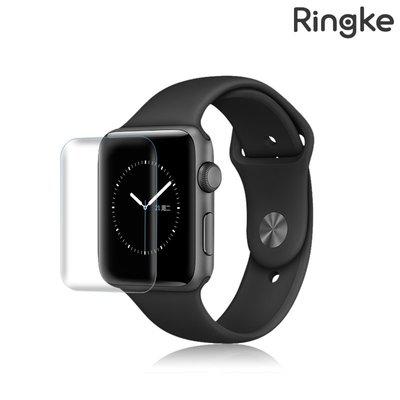 Apple Watch Series 4 40mm/44mm Ringke by Rearth 全屏覆蓋水凝膜 錶面保護貼 極薄軟膠貼 1507A