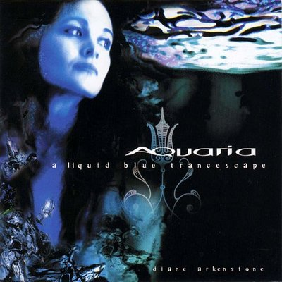 音樂居士*Diane Arkenstone - Aquaria 水下王國*CD專輯