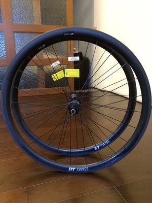 (J.J.Bike) DT SWISS PRC 1400 spline 碳纖維公路車輪組 700C DT240花鼓 公司貨 35高 可分期