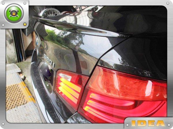 泰山美研社3799寶馬 BMW 新大5 F10 尾翼 壓尾 鴨尾 押尾