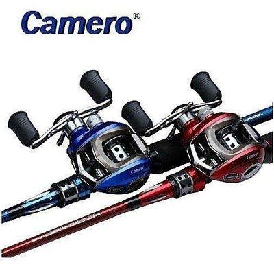 【格倫雅】^科邁雷經典2.1米槍柄路亞竿套裝11軸水滴輪 路亞釣魚竿套裝 17878[