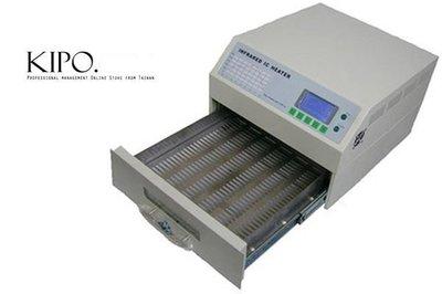 回流焊機-PCB數位控制+手印台+錫膏+貼片機等共14件組全套SMT設備110V- NOE001101A