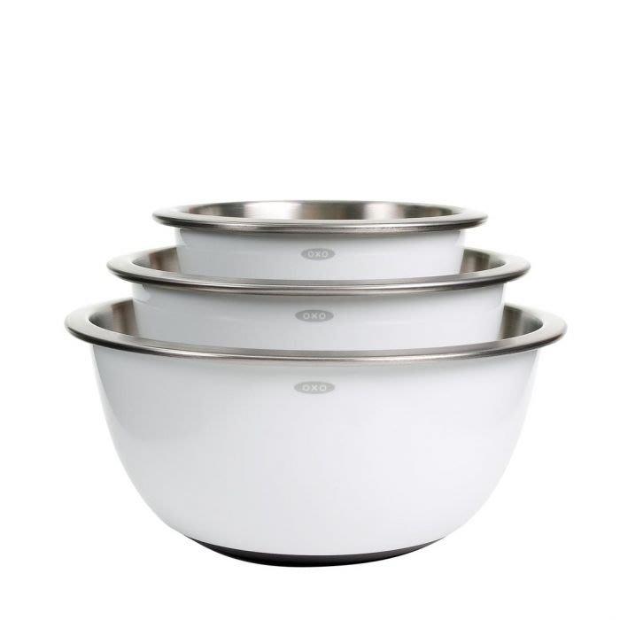 雷貝卡**OXO 不鏽鋼攪拌盆 混合盆 不鏽鋼盆 鋼盆