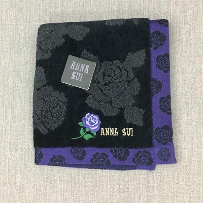Anna Sui 絲巾 領巾 方巾 手帕 包包裝飾品