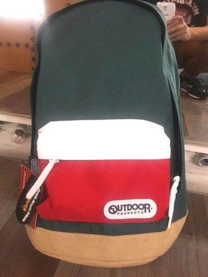 OUTDOOR-麂皮底後背包-商品型號:OD557PWR