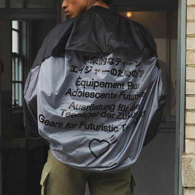 ADIDAS ORIGINALS X HUMAN MADE GM4278 長袖上衣 一個尺寸一件