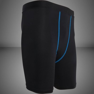 黑藍短褲 男 女 跑步 健身 瑜珈 籃球 壓縮褲 緊身褲 束褲 內搭褲 跑步壓縮褲 籃球緊身褲 2XU CW-X 可參考 台中市