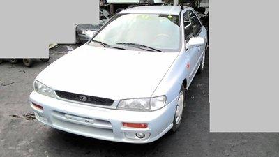 『〝 豐 祐 〞一館』速霸陸 Subaru-軟皮鯊 Impreza 1999 5D 1.6 GF8【汽車零件拆賣】