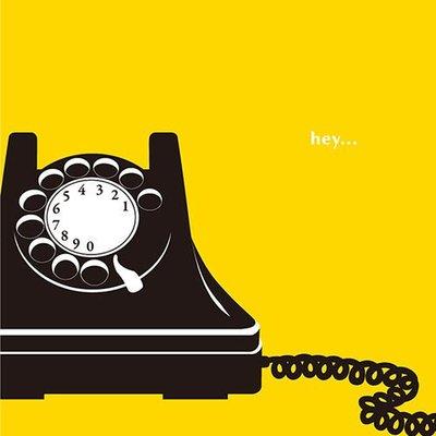 《創意達人》刮刮樂創意生活卡- Hey... 凱思刮刮卡,拿起電話想對你說....