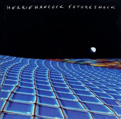 現貨 黑膠唱片 美國 Herbie Hancock ─ Future Shock 近全新 1983