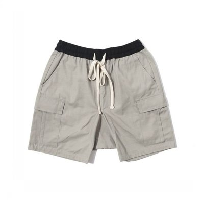 全新商品 Fear Of God FOG Essential Drawstring Shorts 休閒褲 短褲