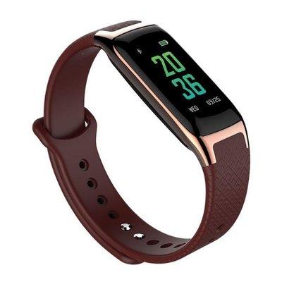 哆啦本鋪 華為通用彩屏運動智慧手環測心率防水計步器健康男女睡眠手錶D655