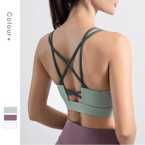($388起) 瑜珈背心 #Z36 聚胸設計  防震防垂  速乾面料