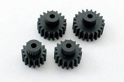 ☆大都會☆KYOSHO MINI MDW010 Machine Cut Pinion Gear Set (Mini-Z