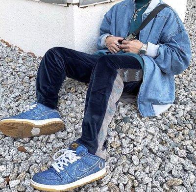 【Basa Sneaker】NIKE SB SUNK LOW Rivals Pack 牛仔 883232-441