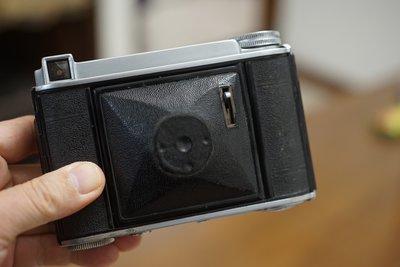 【售】福倫達Voigtlander超迷你120蛇腹摺疊相機 Bessa 66 F3.5 75mm Comp